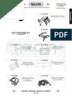 Catalogo de Cables de Bujia Roadstar Mexico (Aplicacion-imagen)