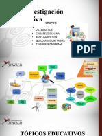 GrUPO 5 - Investigación Educativa