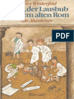 Caius, der Lausbub aus dem alten Rom - alle Abenteuer