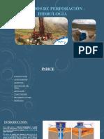 Métodos de perforación para suelos