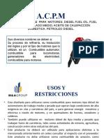 Presentacion A.C.P.M