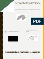 clasificacion geometrica de pliegues