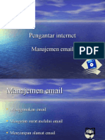 Manajemen Email