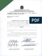 MPDFT pede aumento da pena de Brunelli e pagamento de R$ 2,3 milhões