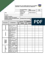 Informe - modelo