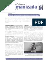 Crianza humanizada 178 (2018) Algunas tensiones de la crianza actual.pdf