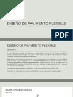 DISEÑO DE PAVIMENTO FLEXIBLE.pptx