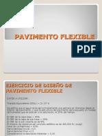 DISEÑO DEL  PAVIMENTO FLEXIBLE AASHTO 93 EJEMPLO TIPO 1.ppt
