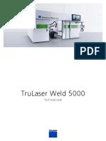 TRUMPF-technical-data-sheet-TruLaser-Weld-5000