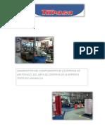 Diagnóstico del cumplimiento de la entrega de materiales del área de compras de la empresa X - Proyecto universitario