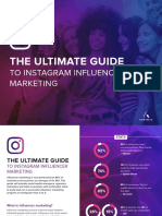 The Ultimate Guide To Influencer Marketing
