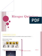 RIESGOS QUIMICOS SALUD OCUPACIONAL DAYDU