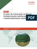 report o setor de mineração no Brasil 2013.pdf