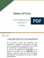 PARAMETROS DE TRANSMISIÓN