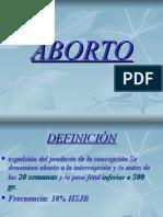 ABORTO barcelo