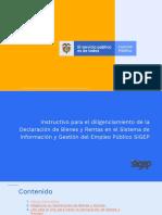 INSTRUCTIVO PARA EL DILIGENCIAMIENTO DE LA DECLARACIÓN DE BIENES Y RENTAS EN EL SIGEP 2 (1).pdf