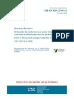 Pintura y barnices ISO 12944-6
