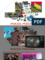 Mass media & Media Ethics PPT