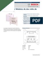 Modulo Rele Alta Tension FLM420RHVRelayH_DataSheet_esES_T283