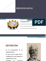 Proceso Administrativo diapositivas