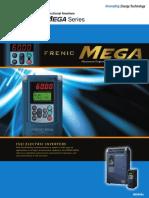 FRENIC-MEGA Catalog (For America)
