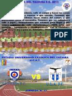 CHARLA TECNICA RIVAL ULA F.C..pptx