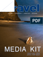Let's Travel Magazine (NZ) 2019 Media Kit