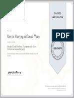 Coursera Google Cloud Platform Fundamentals Core Infrastructure