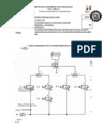 Cuadro esquematico Circuitos hidraulicos