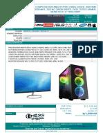 COMPUTADORA AMD RYZEN 5