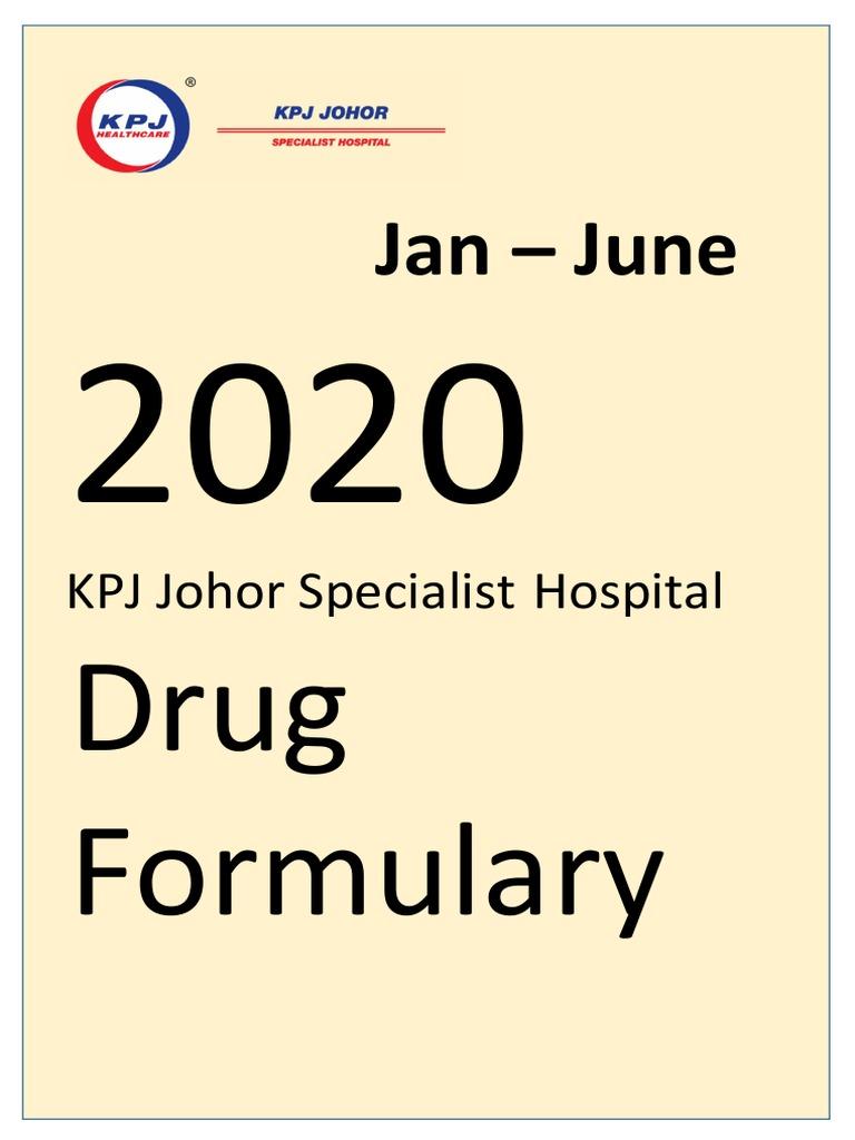 Drugformulary Pdf Medical Treatments Drugs