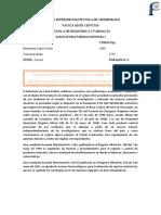 NORMATIVA ECUATORIANA SOBRE PLANTAS MEDICINALES Y PRODUCTOS FITOTERAPÉUTICOS