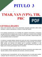 TMAR - VPN o VAN