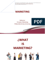 actividad 1. 2.- _WHAT IS MARKETING