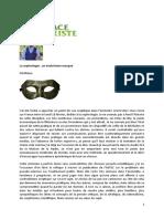 La sophrologie un ésotérisme masqué