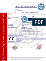 CE ECM - Italy - KN95
