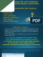 CONTAMINACION DEL SUELO G#6