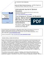 The Influence of 16‐year‐old Students' Gender, Mental Abilities, and Motivation on their Reading and Drawing Submicrorepresentations Achievements.pdf