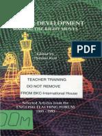 Kral Teacher Development