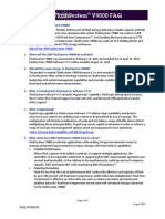 IBM v9000 FAQ