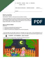 6º LENGUA CASTELLANA Guía #5