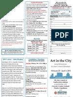 2011 AIC Pre-Reg. Form