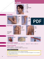 3. Parts of the body