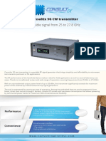 Consultix-5G-CW-transmitter-Datasheet-2018-1.pdf