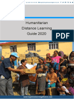 Humanitarian Self-Study Guide - 2020