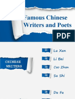 Famous Chinese Writers and Poets.pptx