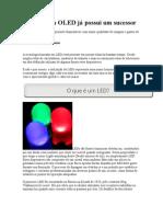 A tecnologia OLED já possui um sucessor