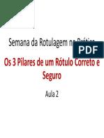 Os 3 pilares de um Rótulo Correto e Seguro_Aline Assis