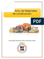 Laboratorio de Materiales de construcción #4