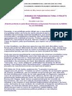 CRISE CIVILIZATÓRIA, MUDANÇA DE PARADIGMA CULTURAL E PROJETO NACIONAL.pdf